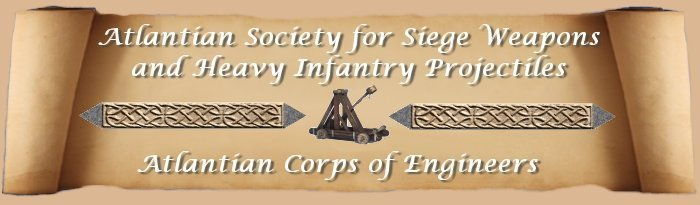 Atlantian Society for Siege Weapons and Heavy Infantry Projectiles